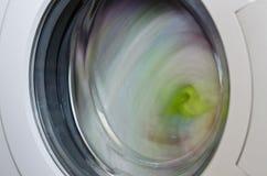 Washing machine door Stock Images