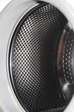 Washing machine drum Stock Photo