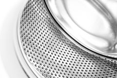 Washing machine drum Stock Images