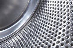 Washing machine drum background Royalty Free Stock Images