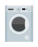 Washing machine. Eps10  illustration.  on white background Stock Photo
