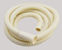 Washing machine hose Royalty Free Stock Photo