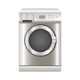 Washing machine icon image Royalty Free Stock Images