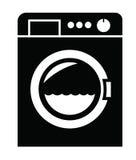 Washing machine icon Royalty Free Stock Image