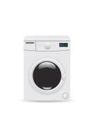 Washing machine illustration Royalty Free Stock Photography