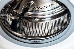 Washing Machine inside Royalty Free Stock Image