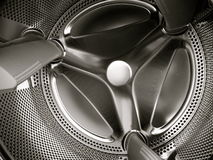 Washing Machine Interior Stock Images