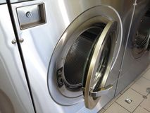 Washing machine particular Royalty Free Stock Photo