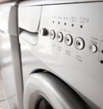 Washing machine saving energy with a quick wash Stock Image