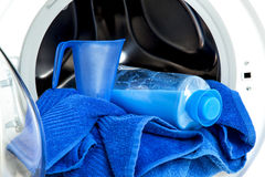Washing machine stock photography