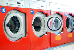 Washing machines Royalty Free Stock Image