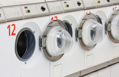 Washing machines Stock Photos