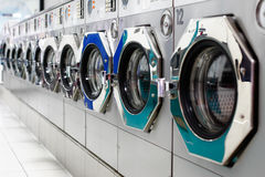 Washing machines Royalty Free Stock Photography