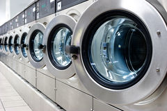 Washing Machines Stock Photography