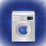 Washing mashine Royalty Free Stock Photos