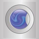 Washing mashine Royalty Free Stock Photography