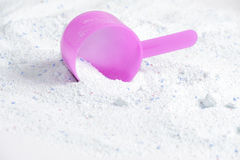Washing powder Stock Image