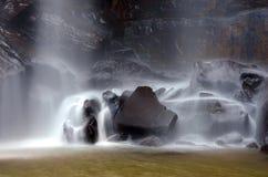Washing Rocks Royalty Free Stock Images