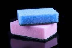 Washing Sponge Stock Images