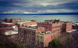 Port Townsend royalty free stock images