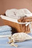 Washing still life Stock Photo