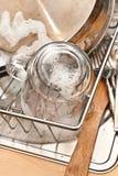 Washing up Stock Image