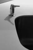Washing-up bowl Stock Images