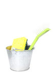 Washing up objects Royalty Free Stock Image