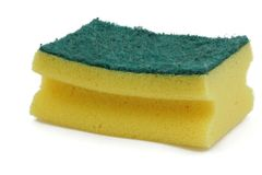 Washing-up sponge stock photos