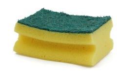 Washing-up spons stock foto's