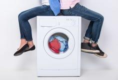 Washing Royalty Free Stock Photo