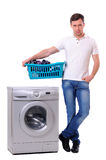 Washing Royalty Free Stock Photo
