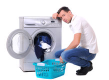 Washing Stock Image