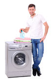 Washing Royalty Free Stock Photography