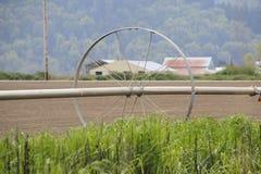 Washington Agricultural Irrigation Royalty Free Stock Photo
