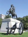 Washington Andrew Jackson Monument 2004 Stock Image