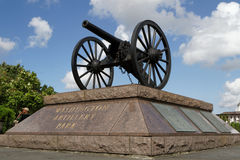 Washington Artillery Gun Stock Photography