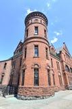 Washington Avenue Armory - Albany, New York Fotografia Stock Libera da Diritti