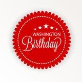 Washington Birthday Immagini Stock Libere da Diritti