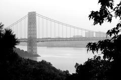 Washington bridge view Stock Photos