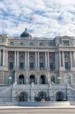 Washington, C C - 10 JANVIER 2014 : Bibliothèque du Congrès washington Images stock