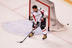 Alex Ovechkin, Washington Capitals. Washington Capitals captain Alex Ovechkin #8 Stock Images