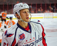 Washington Capitals Prospect Steve Oleksy Stock Photo