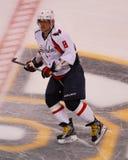 Washington Capitals superstar Alex Ovechkin. Stock Photos
