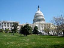 Washington Capitol building April 2010 Stock Image