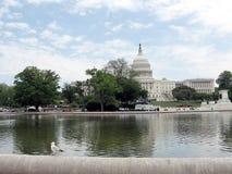 Washington Capitol Reflecting Pool 2007 Stock Image
