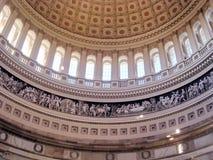 Washington Capitol the rotunda 2004 Stock Images