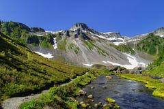 Washington Cascades Fotografie Stock