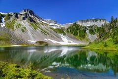 Washington Cascades Immagine Stock Libera da Diritti