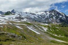 Washington Cascades Immagini Stock Libere da Diritti